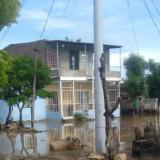 En Pinar del Río reportan afectaciones a causa de fuerte aguacero