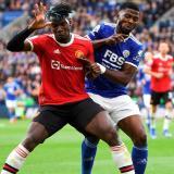 Leicester agranda la racha negativa del Manchester United