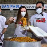 Con recetas conmemoran Día de la Alimentación enVillas de San Pablo
