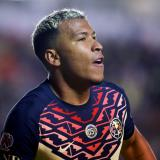 Roger Martínez le dio el triunfo al América de México