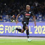Con Ospina de titular, Napoli mantiene su pleno de victoria en la Serie A