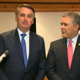 Presidente Duque se reunirá con Bolsonaro en visita oficial a Brasil