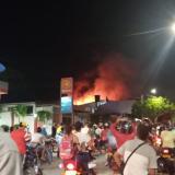 El incendio que pudo haber ocasionado una tragedia en Sincelejo