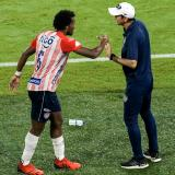 Arturo Reyes llenó de elogios a Sebastián Viera