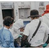 Con pruebas genéticas buscan identificar cuerpos hallados en cementerio de Curumaní