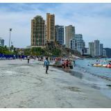 Santa Marta recibió 83.000 visitantes durante la semana de receso