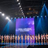 Estas son las 13 semifinalistas del Miss Universe Colombia 2021