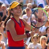 La tenista Emma Raducanu nuevo rostro de Dior