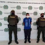 Capturan a un hombre que habría abusado de una menor de 14 años en Bolívar