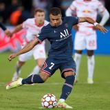 """No jugamos bien, pero ganamos"": Kylian Mbappé"