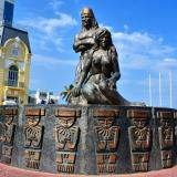 Esculturas en honor a indios Tayronas no vuelven al camellón de Santa Marta