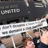 La Premier League bloquea los patrocinios del Newcastle