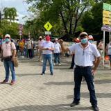 Docentes de Córdoba se suman a jornada de movilización