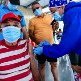 Vacunación en mayores de 80 años es 'casi perfecta'