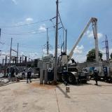 Incendio subestación: Superada emergencia eléctrica Gerente de Air-e
