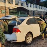 Operativos militares en primer día de excepción en Ecuador