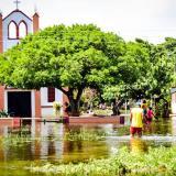 Aumenta la cifra de damnificados por el invierno en Sucre