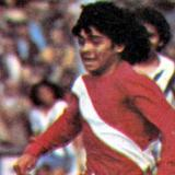 Maradona debutó hace 45 años en la Liga argentina