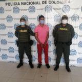 Capturado alias El Mico, presunto Integrante del Clan del Golfo