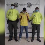 Capturan a presunto abusador en Sabanagrande