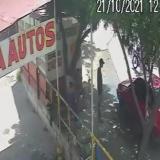 Expolicía baleado durante fleteo en Santa Marta