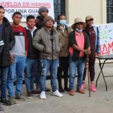 Jóvenes guajiros suspendieron huelga de hambre