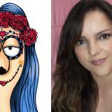 Nani, caricaturista de EL HERALDO, recibe premio Catrina en FIL Guadalajara 2021