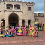 El Carnaval de Barranquilla llegó a República Dominicana
