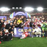 Santa Fe le ganó la Superliga al América y dejó en la cuerda floja a Osorio