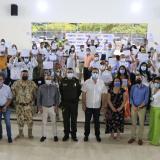 Cesar y La Guajira cuentan  con 328 consejeros de paz