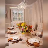 El arte de decorar la mesa que toma fuerza en el hogar