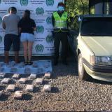 Capturan a cuatro personas que transportaban cocaína en La Guajira