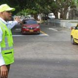 Cierres viales en Barranquilla por ciclovías este 24 de octubre
