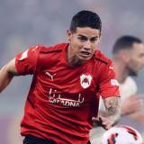 Al-Rayyan, con James Rodríguez, pierde la final de la copa del Emir