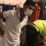 Desmantelan banda criminal 'los Aguejetas' que operaba en Barranquilla y Galapa