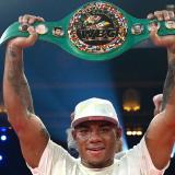 El colombiano Óscar Rivas se coronó campeón mundial en el peso Bridger