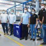 Uniatlántico desarrolla sistema de generación de hidrógeno