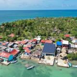 Minminas entrega centrales de generación de energía a 3 islas de Cartagena