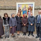 El encuentro entre la vicepresidenta y la monja Gloria Cecilia Narváez en el Vaticano