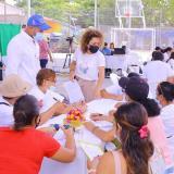 Gobernación abrió diálogo participativo con mujeres