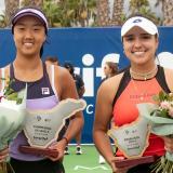 Camila Osorio, subcampeona del WTA 250 de Tenerife