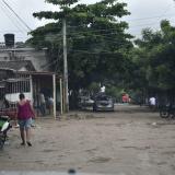 Asesinan a bala a hombre en el barrio Nuevo Horizonte