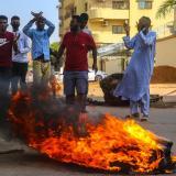 Golpe de Estado en Sudán: protestas contra militares