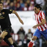 El Barcelona, el rival invencible de Radamel Falcao