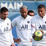 Messi, Mbappé, Neymar, un puzle que no encaja