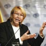 La exfiscal venezolana Luisa Ortega pide asilo en España