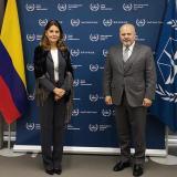 Fiscal de CPI visita Colombia para evaluar caso de crímenes de lesa humanidad