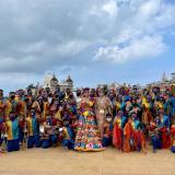 El goce del Carnaval 2022 estuvo presente en el Congreso Mundial del ICCA