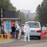 China confina la ciudad de Lanzhou por rebrote de coronavirus