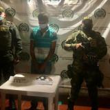 Aprovechaba la casa por cárcel para seguir extorsionando en Córdoba